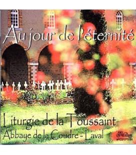 ABBAYE DE LA COUDRE - CD - Au jour de l'éternité