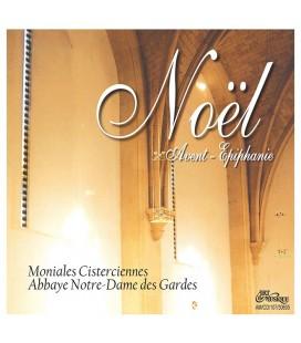 ABBAYE DES GARDES - CD - Noël