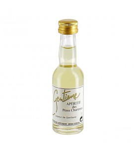 CHARTREUSE - Liqueur de gentiane en mignonnette