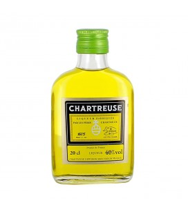 CHARTREUSE - Chartreuse Jaune en flasque