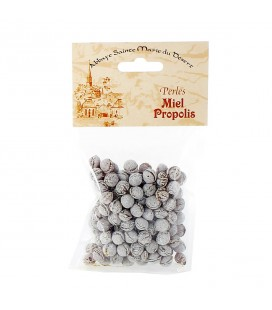 ABBAYE DU DESERT - Bonbons perles miel & propolis
