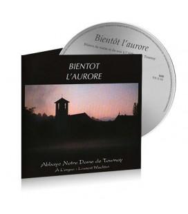 ABBAYE DE TOURNAY - CD - Bientôt l'aurore