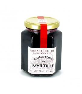 MONASTERE DU JASSONNEIX - Confiture de myrtilles