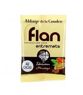 ABBAYE DE LA COUDRE - Préparation pour flan au cacao 45gr