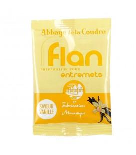 ABBAYE DE LA COUDRE - Préparation pour flan à la vanille 45gr