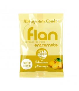 ABBAYE DE LA COUDRE - Préparation pour flan au citron 45gr