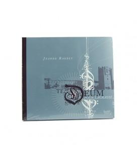 CD - Te Deum pour Lagrasse de Jeanne Barbey (vente solidaire pour L'Abbaye de LAGRASSE)