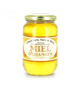 ABBAYE DU DESERT - Miel d'oranger 500 g