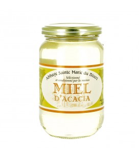 ABBAYE DU DESERT - Miel d'acacia 500 g