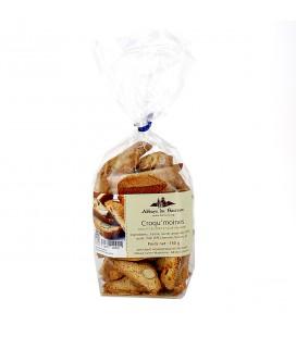 ABBAYE DU BARROUX - Croqu'moines biscuits croquants au miel et aux amandes