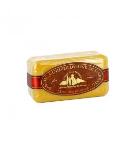 ABBAYE DU BARROUX - Savon à l'huile d'olive et au miel