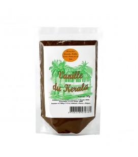 MONASTERE AMANDA MATHA - Vanille en poudre du Kerala