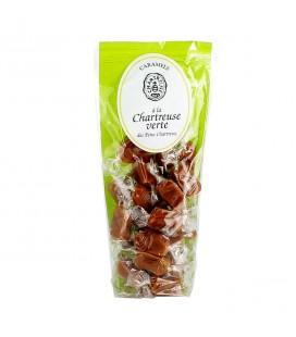 CHARTREUSE -  Caramels à la Chartreuse Verte
