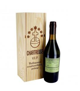 CHARTREUSE - Chartreuse Verte VEP + coffret en bois