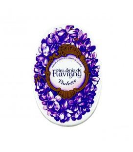 FLAVIGNY - Bonbons à l'anis parfumés à la violette