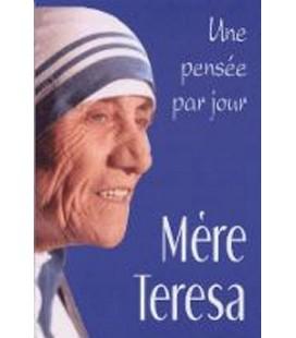 LIVRE - Une pensee par jour -  Mère Térésa