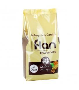 ABBAYE DE LA COUDRE - Préparation pour flan au cacao 900gr