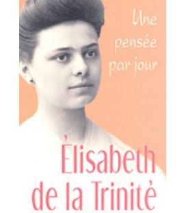 LIVRE n°78 - UNE PENSEE PAR JOUR - Elisabeth de la Trinité