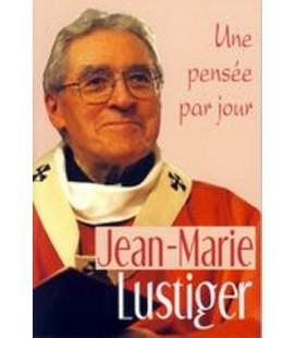LIVRE n°77 - UNE PENSEE PAR JOUR - Mgr Lustiger