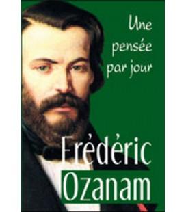 LIVRE n°74 - UNE PENSEE PAR JOUR - Frédéric Ozanam