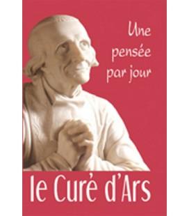 LIVRE n°79 - UNE PENSEE PAR JOUR - Curé d'Ars