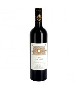 MONASTERE DE SOLAN - Cuvée Saint-Martin vin rouge