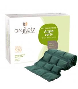 ARGILETZ - Coussins d'argile verte pour cataplasme
