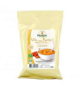 PRIMEAL - Vite Une Purée Bio - Pomme de terre & carotte