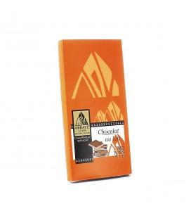 ABBAYE DE CAMPENEAC - Tablette de chocolat au lait