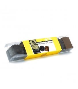 ABBAYE DE CAMPENEAC - Etui de 30 chocolats noirs et au lait