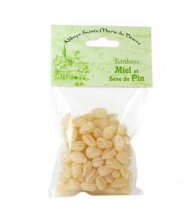 ABBAYE DU DESERT - Bonbons miel & sève de pin