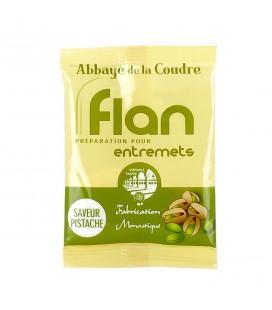 ABBAYE DE LA COUDRE - Préparation pour flan à la pistache 45gr