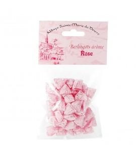 ABBAYE DU DESERT - Bonbons berlingots arôme rose