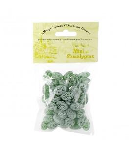 ABBAYE DU DESERT - Bonbons miel & eucalyptus