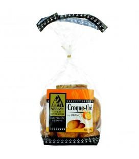 ABBAYE DE CAMPENEAC - Croque-thé à l'orange