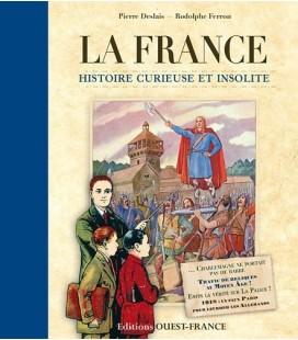 LIVRE - France, histoire curieuse et insolite de Ferron