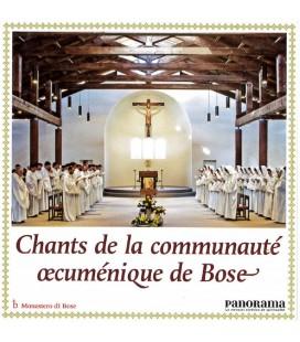 CD - Chants de la communauté oecuménique de bose