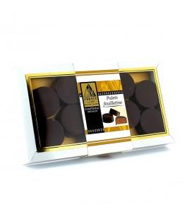 ABBAYE DE CAMPENEAC - Coffret de 10 palets feuilletine