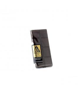 ABBAYE DE CAMPENEAC - Mini tablette de chocolat noir