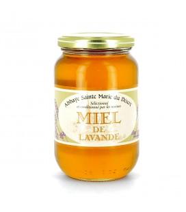 ABBAYE DU DESERT - Miel de lavande 500 g