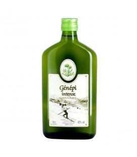 CHARTREUSE - Génépi intense des Pères Chartreux en flasque