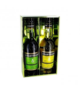 CHARTREUSE - Coffret Chartreuse Verte et Jaune