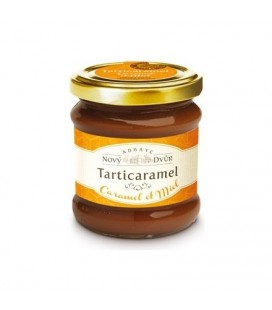 MONASTERE DE NOVY DVUR - Tarticaramel pâte à tartiner au caramel et au miel