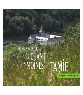 ABBAYE DE TAMIÉ - CD - Humble sauveur -le chant des moines de Tamié