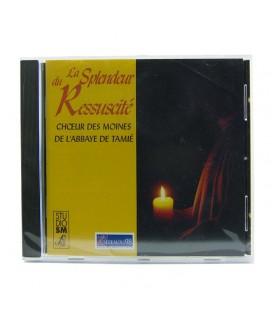 ABBAYE DE TAMIÉ - CD - La splendeur du Ressuscité