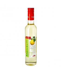 EYGUEBELLE - Sirop de citron & cédrat tonique
