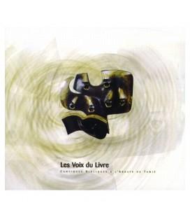 ABBAYE DE TAMIÉ - CD -  Les voix du Livre