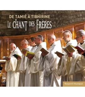 ABBAYE DE TAMIÉ - CD - De Tamié à Tibhirine - Le chant des fréres