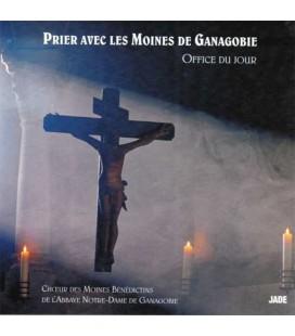 ABBAYE DE GANAGOBIE - CD - Prier avec les moines de Ganagobie