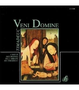 ABBAYE DE TIMADEUC - CD - Veni Domine-Choeur de l'Abbaye de Timadeuc